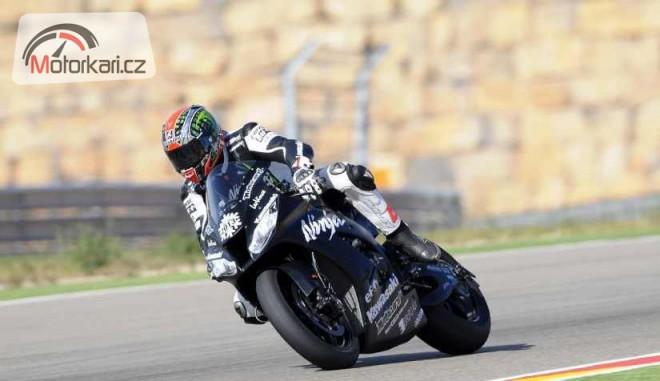 Superbiky testují v Aragónu