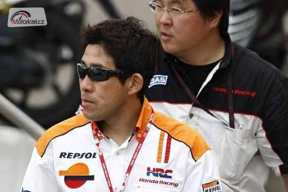 Tady Okada týmovým manažerem