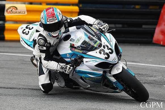 Macau GP: Smrtelná havárie v superbikové kvalifikaci