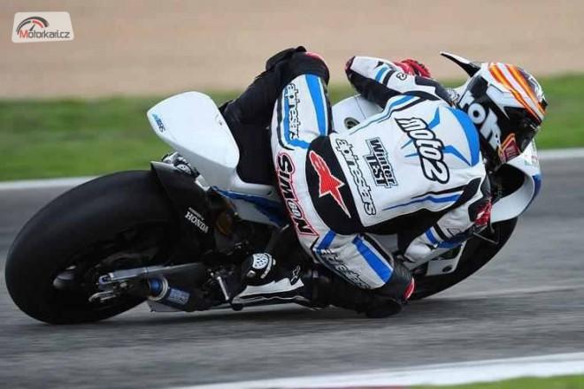 Albacete - nejrychlejším byl dnes Julian Simon