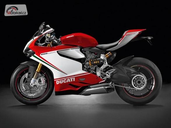 Ducati 1199 Panigale vyhrála 2012 SWA - Bike of the Year