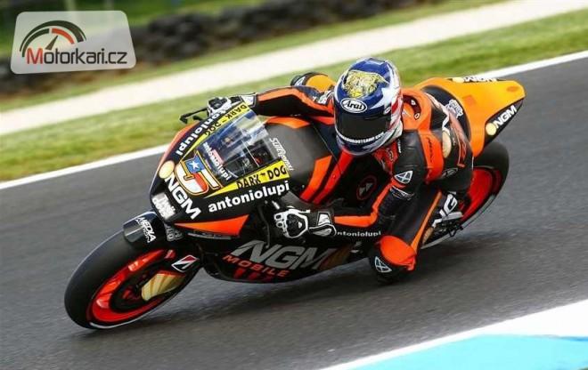 Edwards doufá v roce 2014 v motory Yamaha