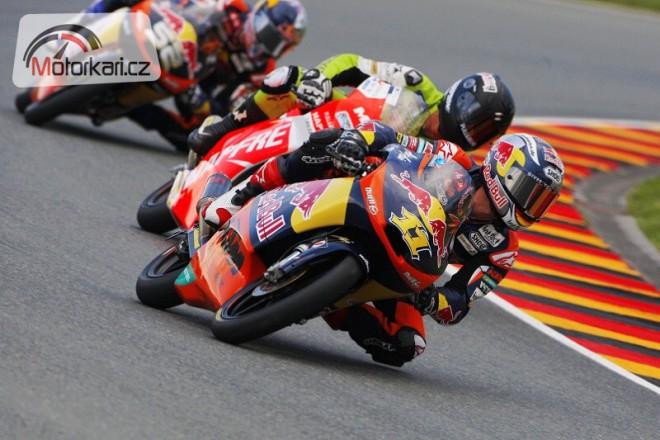 Rekapitulace premi�rov� sezony Moto3