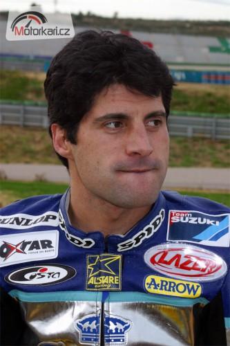 Gregorio Lavilla do èela superbikového šampionátu