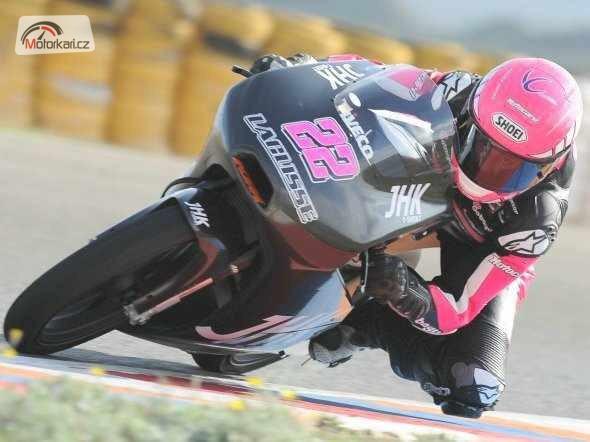 Ana Carrasco: První žena v Moto3