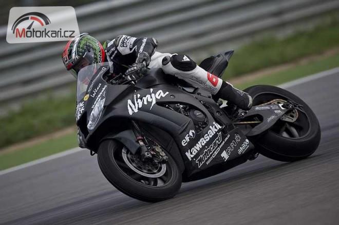 Testy superbikù - Jerez, 1. den
