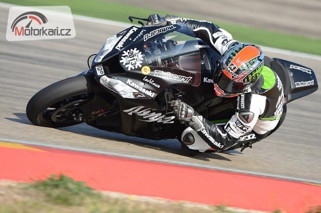 Testy superbikù - Jerez, 2. den