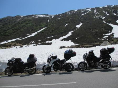 Tour de Italy 2012 aneb sedmidenní Hondìní