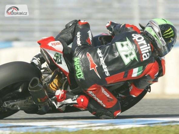 Testy MotoGP a WSBK - Jerez, støeda