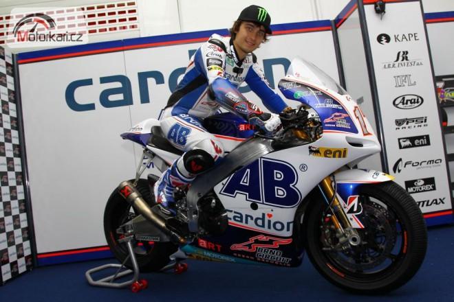 Provizorní startovní listina kubatury MotoGP