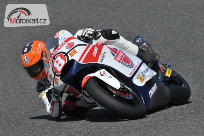 Gino Rea z�st�v� v seri�lu Grand Prix