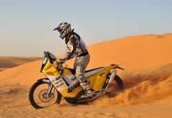 Dakar 2013: David Pabiška se vrací na motocykl