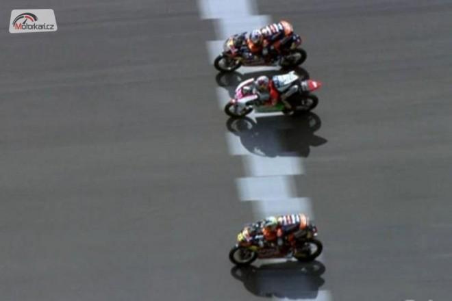 Assen Moto3: Tak tìsný byl dojezd o podium