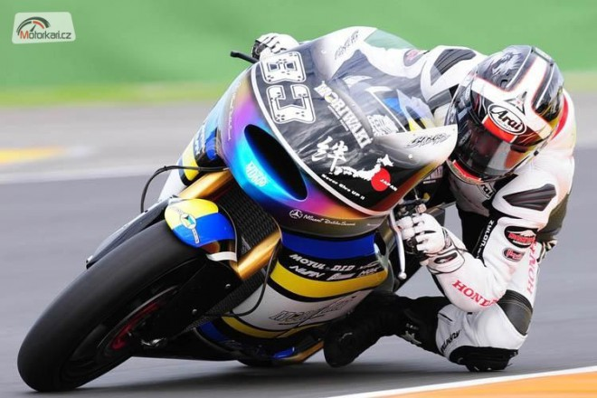 Tým Honda Asia potvrdil Takahashiho