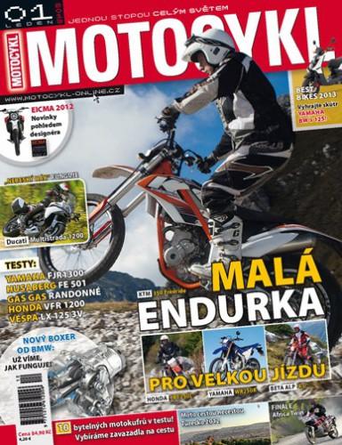 Motocykl 1/2013