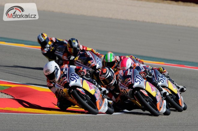 Red Bull Rookies Cup 2013 i do zámoøí