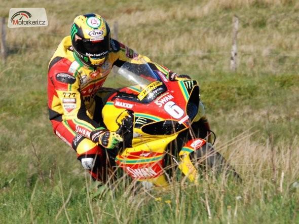 Ian Hutchinson nepojede v roce 2013 žádné závody