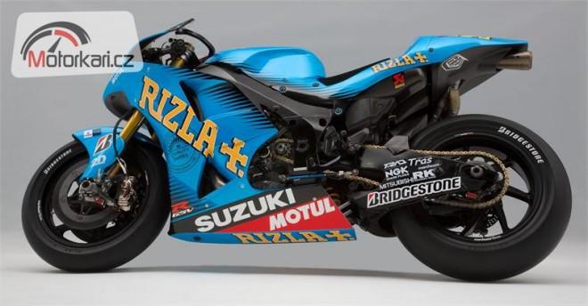 Suzuki: Další krok k návratu
