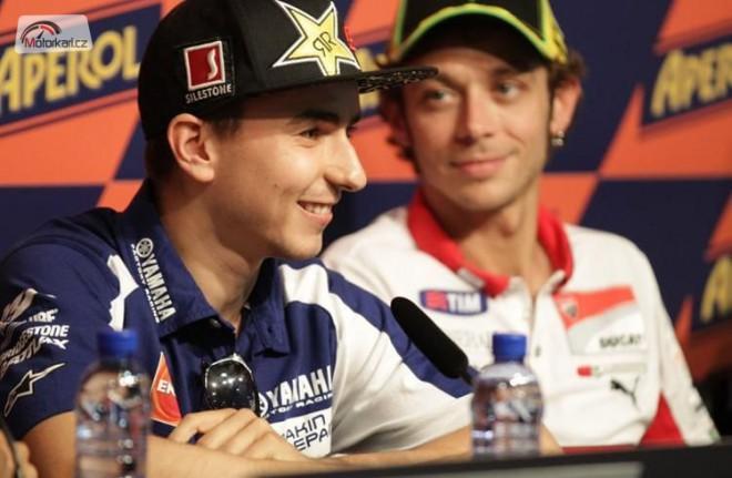"""Lorenzo: """"Je to pro Rossiho jedineèná šance"""""""