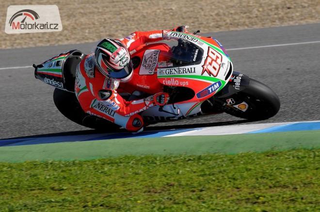 Ducati bez Rossiho: Každý sebemenší detail bude rozhodovat