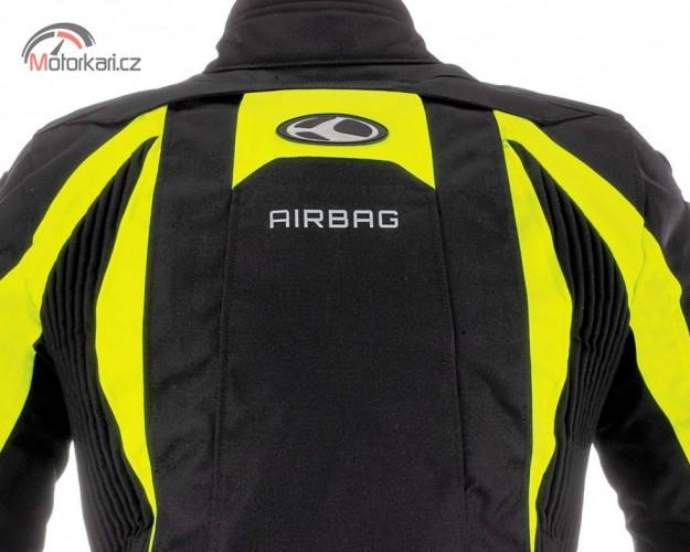 Clover Crossover 2013: nová bunda s airbagem