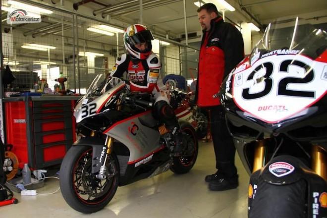 Superbikové MS s Dariem Giuseppettim