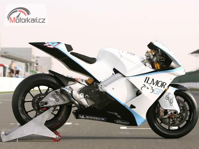 MotoGP: Projekty, které skonèily v propadlišti dìjin