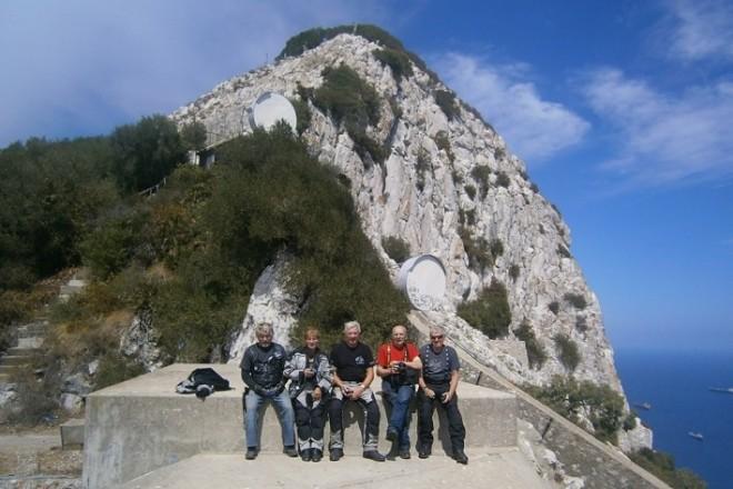 Moravsko - Èeská  expedice Gibraltar