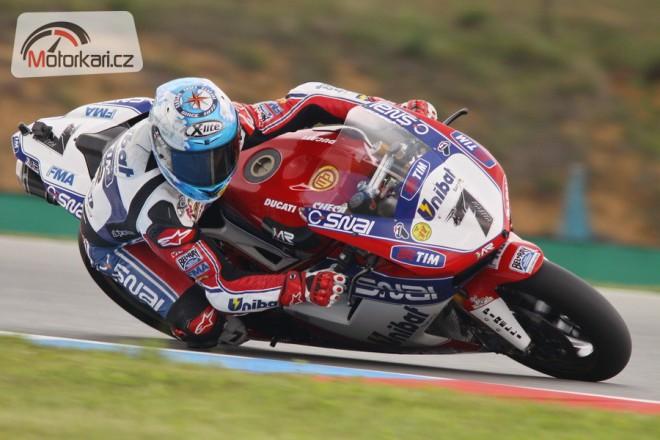 Sezona 2013: Carlos Checa bude nejstarším
