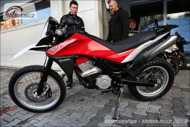 Nové Husqvarny a MV Agusta u Motoprestige