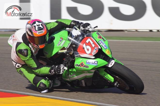 Bryan Staring: Sen o MotoGP se stal skuteèností