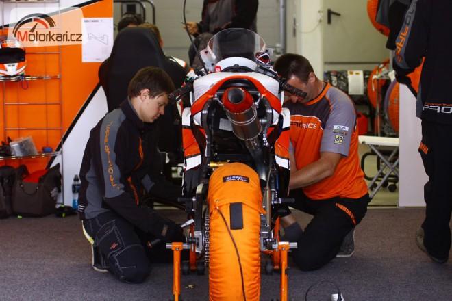 Talmacsi testoval v Jerezu