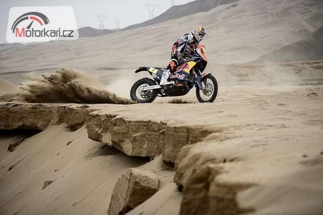 Dakarskou první minietapu vyhrál Lopez