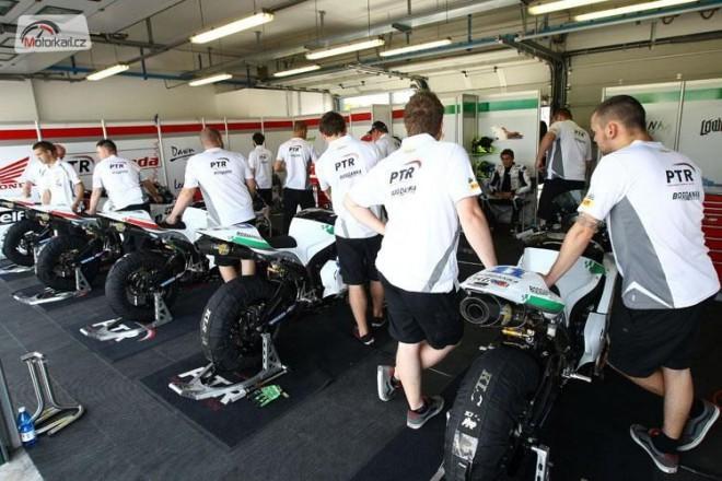 PTR-Honda: Èeká tento tým tìžká sezona?