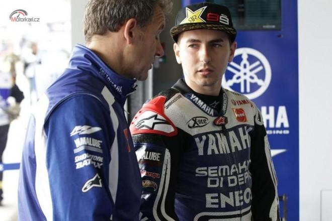 Yamaha: Jak dùležitý je Rossiho technický Input?