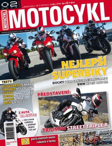 Motocykl 2/2013
