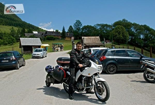 Dovolená èerven 2012 - Nízké Tatry