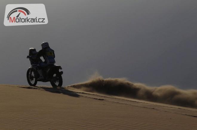 V pou�ti Atacama ��dil Lopez, vedouc�ho Paina ale neohrozil