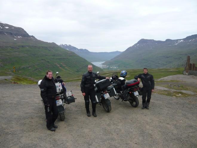 Cesta na Island a zp�t 07/2012