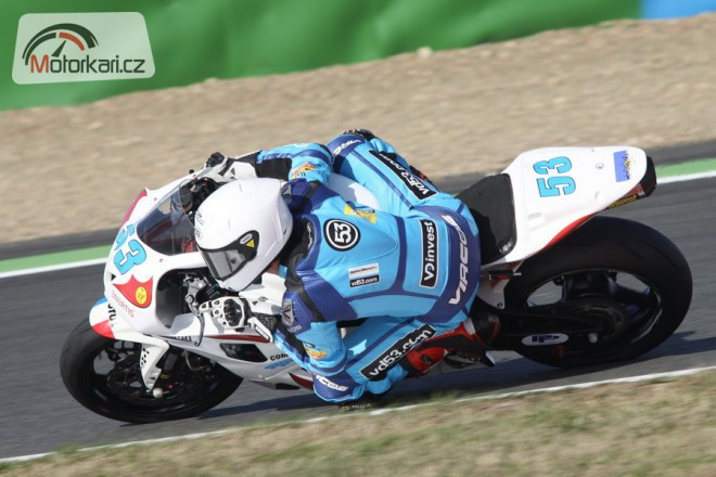 SMS Racing s Balazsem Nemethem