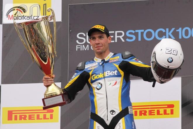 Sylvain Barrier: Sen o MS-Superbike se rozplynul