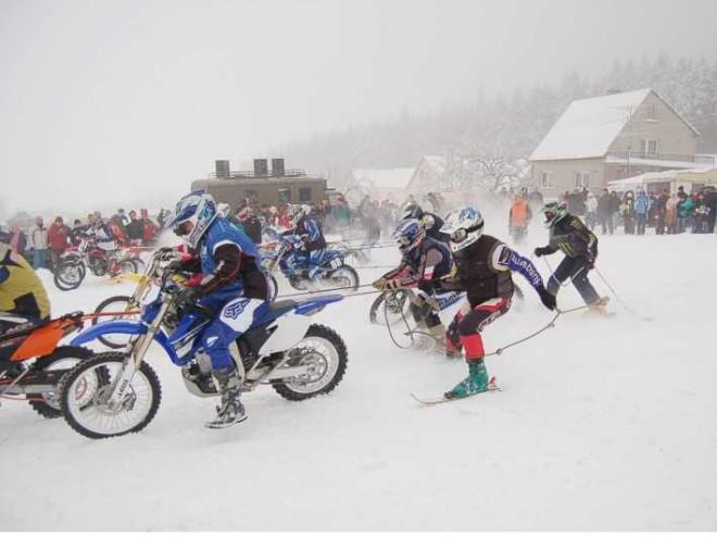 MÈR v motoskijöringu se koná v Želeèi už tuto sobotu