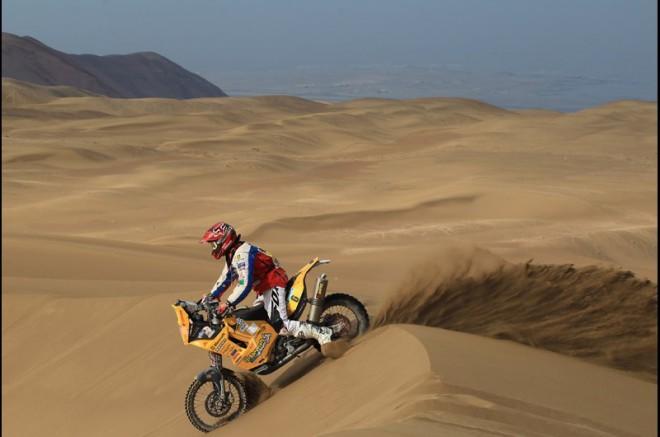 Štefan Svitko na Dakaru skonèil