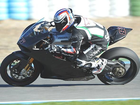 Ducati Alstare zaèíná tøídenní testování v Jerezu