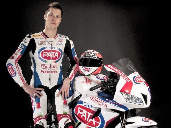 Prezentace supersportového týmu PATA Honda