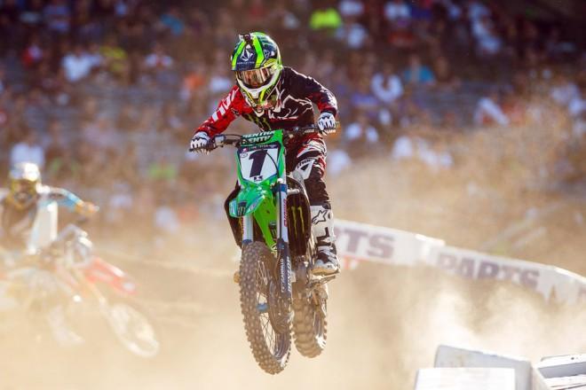 Anaheim: Poprvé letos vyhrál Villopoto