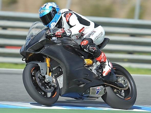 Ducati nem� v Jerezu �test� na po�as�