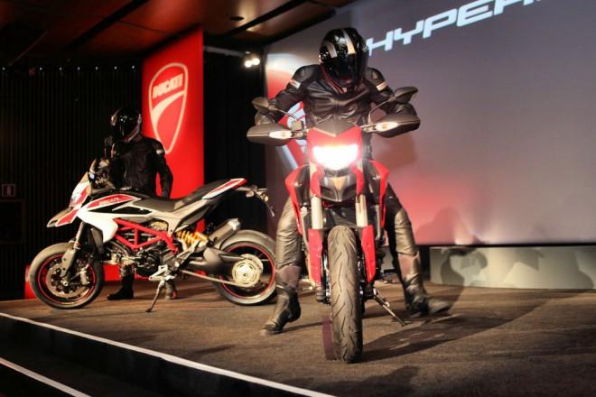 Ducati zve na HyperParty