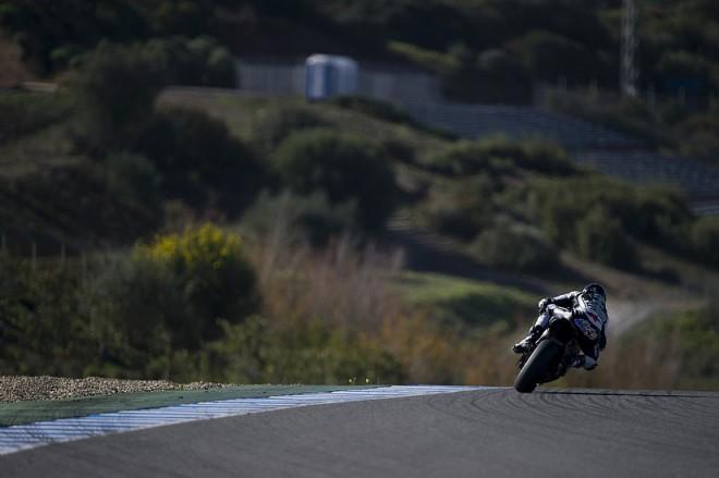 Testy superbikù v Jerezu - obrazem