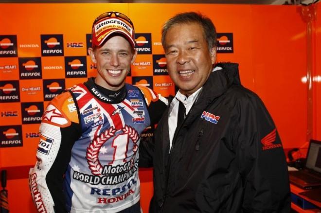 Repsol Honda: Historie 19 sezon v Grand Prix